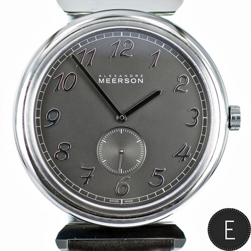 Alexandre Meerson Altitude Officier small seconds 101-OEJY - watch replica review by ESCAPEMENT