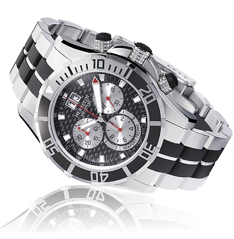 Michel Herbelin Newport Trophy Grand Sport quartz watch