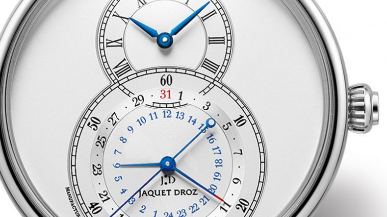 Meet The Swiss-made Jaquet Droz Grande Seconde Dual Time Steel Replica Watch