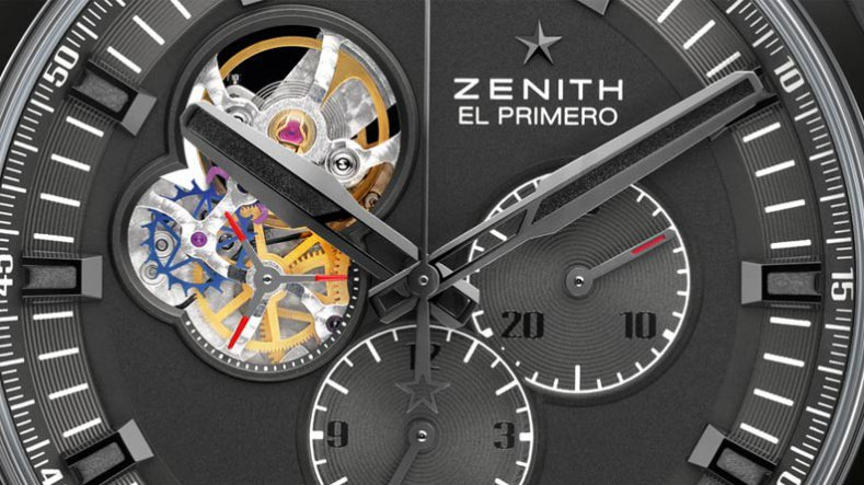 Zenith El Primero Chronomaster 1969 Tribute to the Rolling Replica Watch