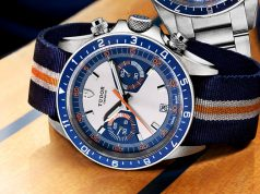 2013 Tudor Heritage Chrono Blue Watch Replica for Sale