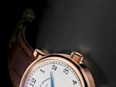 Rose God Replica A. Lange & Sohne 1815 Hand-Wound Watch