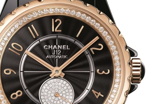 Womens Chanel Ceramic Paradise Watch Replica J12-365