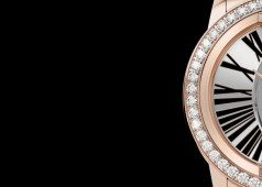Roger Dubuis Velvet Watch for Ladies