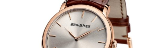 Audemars Piguet Jules Audemars Extra Thin Rose Gold watch