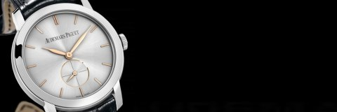 Audemars Piguet Jules Audemars Small Seconds Ladies