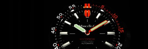 Marcello C Hydrox Automatic Watch Replica