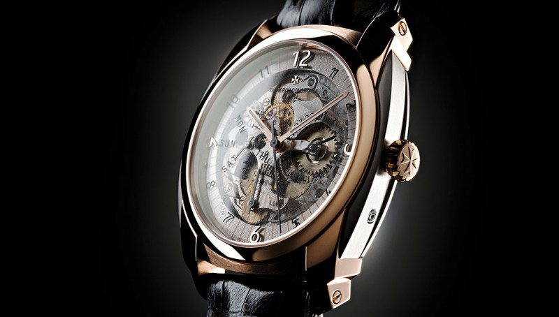 Vacheron Constantin Quai de l'Ile copy watch