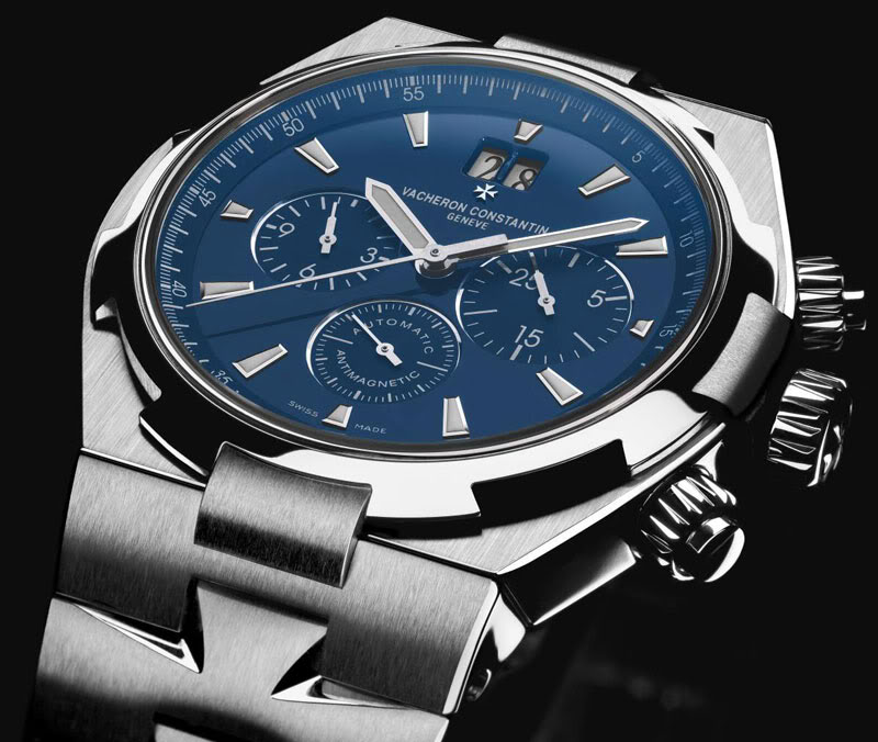 Vacheron Constantin Overseas Chronograph Copy watch