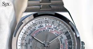 Vacheron Constantin Replica Overseas World Time