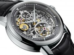 Vacheron Constantin Replica Patrimony Traditionnelle 14-Day Tourbillon replica