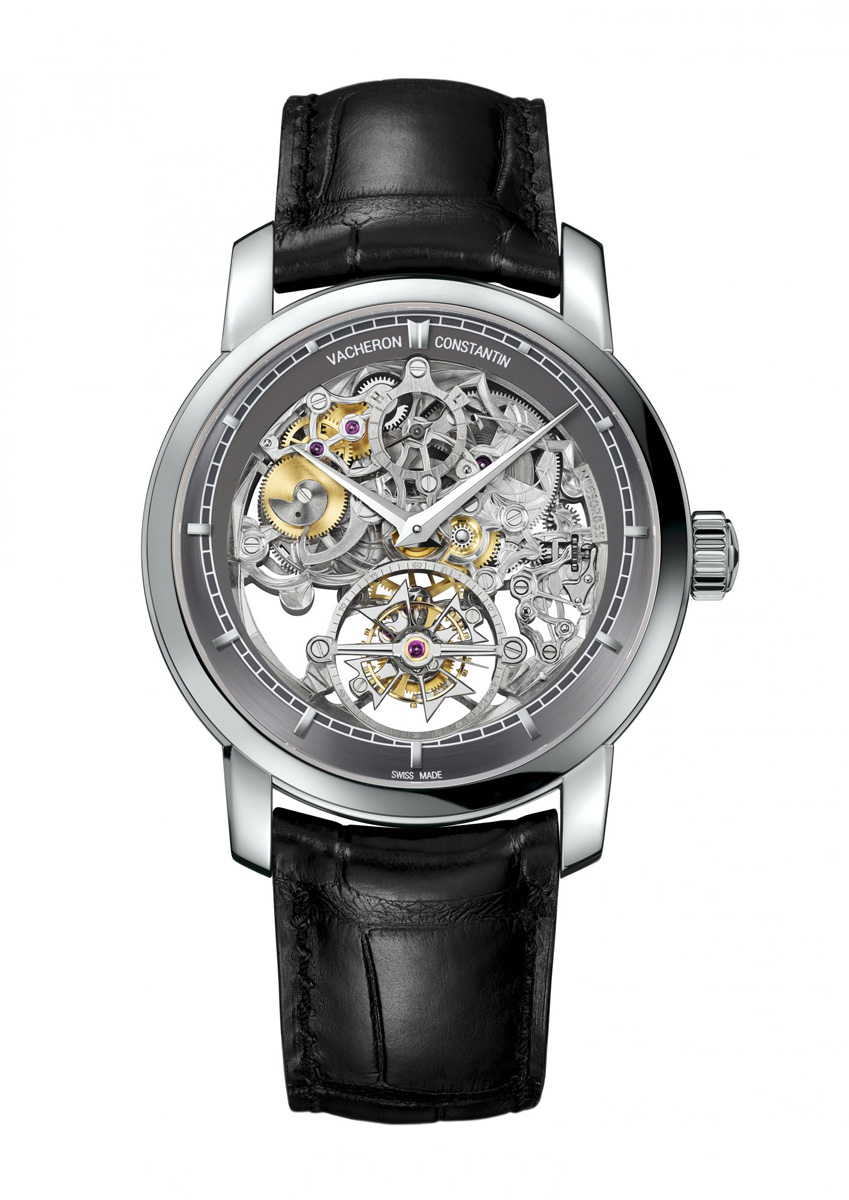 Vacheron Constantin Patrimony Traditionnelle 14-Day Tourbillon Openworked