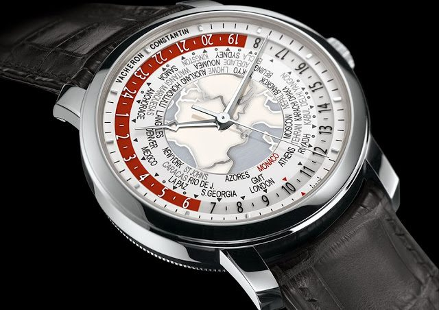 Vacheron Constantin Replica Patrimony Traditionnelle World