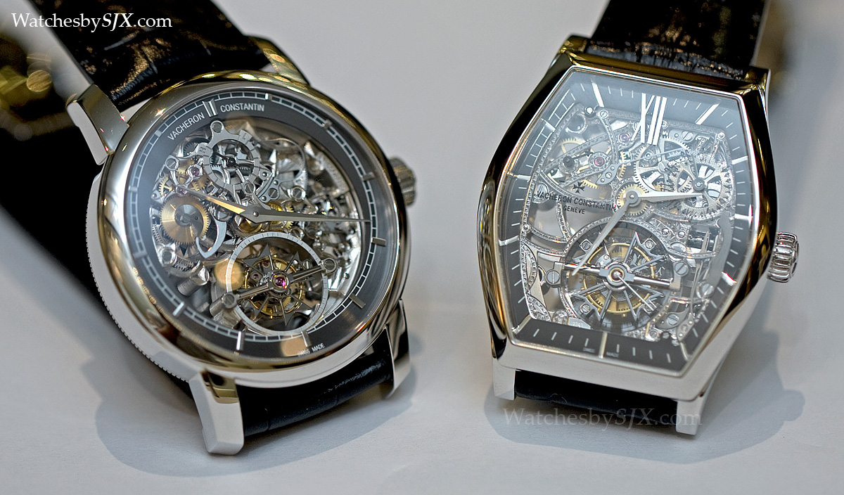 09bf16310f6 Meet The Vacheron Constantin s Skeleton Tourbillon Replica Timepiece ...