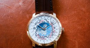 Vacheron Constantin Traditionelle World Time watch replica