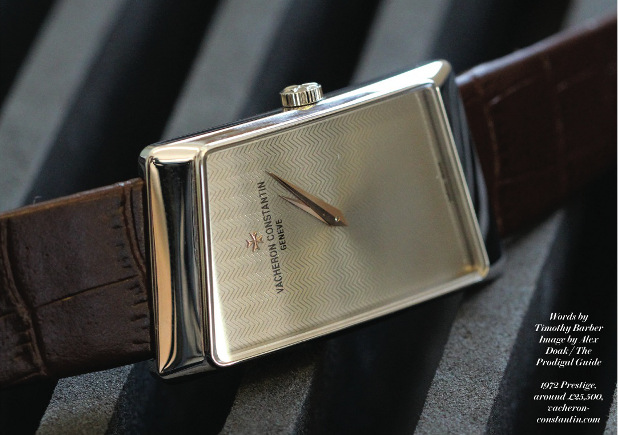 Vacheron Constantin Prestige 1972 watch replica