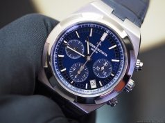 Vacheron Constantin Overseas Chronograph Watch Replica Ref. 5500V
