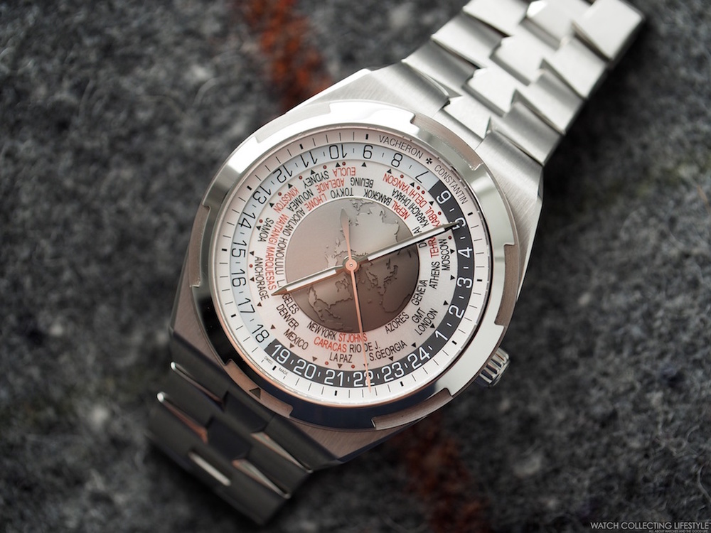 Vacheron Constantin Overseas World Time Watch Replica