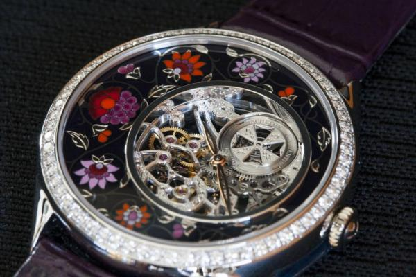 Vacheron Constantin Metiers d'Art Fabuleux Ornements watch replica