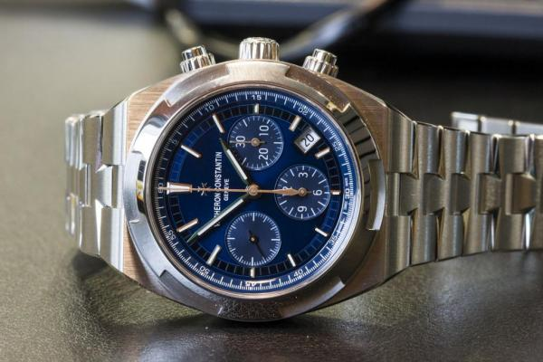 Vacheron Constantin Replica Overseas Chronograph watch replica
