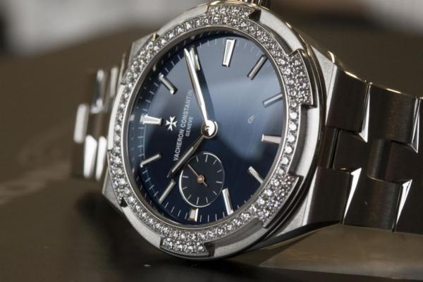 Vacheron Constantin Overseas Small Seconds watch replica