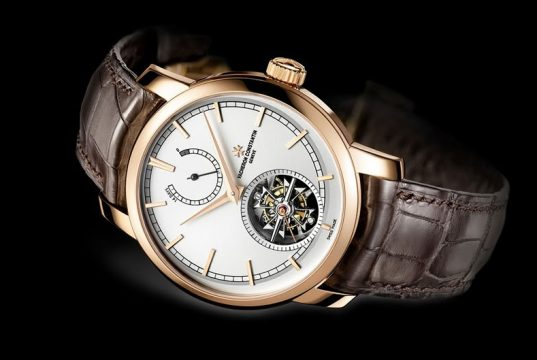 Vacheron Constantin Replica Patrimony Traditionalle 14-Days Tourbillon