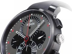 Xemex Piccadilly Chronograph Reserve All Black watch replica