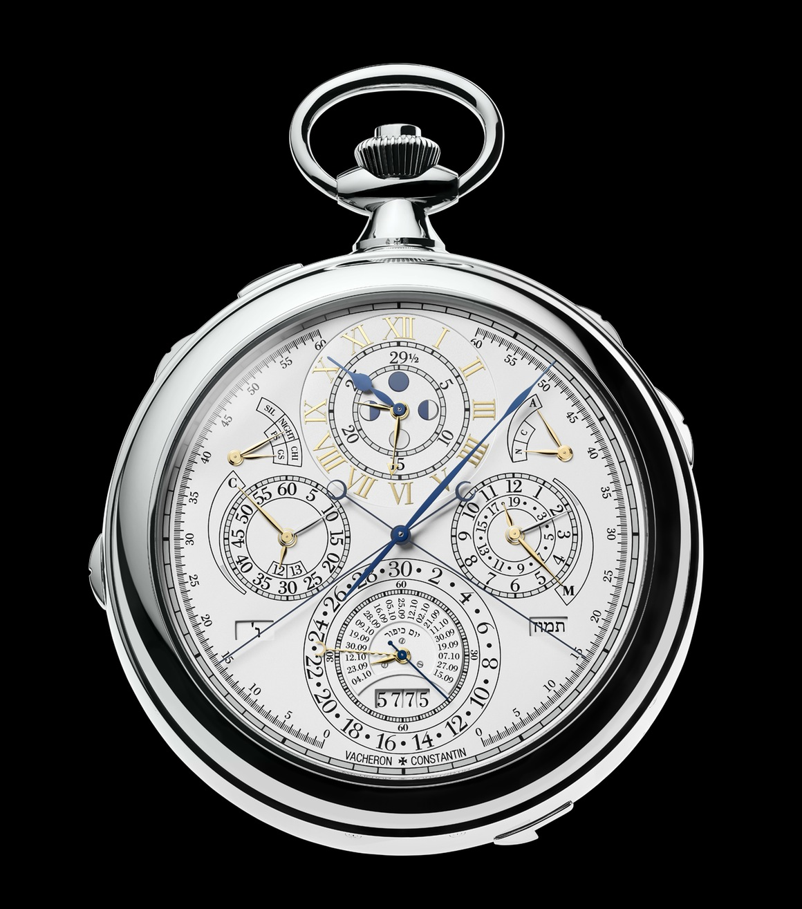 Vacheron Constantin Pocket Watch Reference 57260