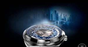 Vacheron Constantin Overseas world time replica watch