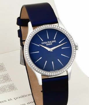 Patek Philippe Calatrava Ladies 4896G replica watch