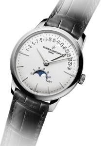 Vacheron Constantin Patrimony Moon Phase and Retrograde Date replica