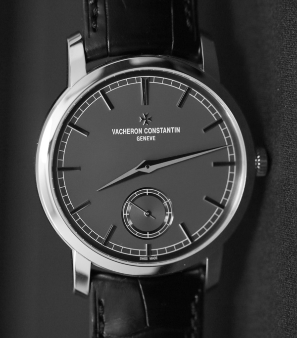 Vacheron Constantin Patrimony Traditionnelle Small Seconds Grey replica
