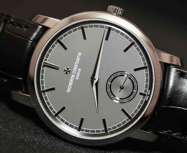 Vacheron Constantin Patrimony Traditionnelle Small Seconds replica watch