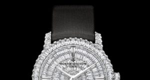 High Jewellery Vacheron Constantin Patrimony Traditionnelle Small replica
