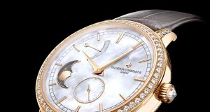 Vacheron Constantin Traditionnelle Moon Phase Replica watch
