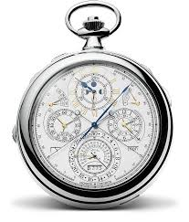Vacheron Constantin Reference 57260 Keyless Pocket Watch