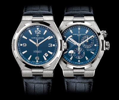 Vacheron Constantin Overseas Dual Time watch replica