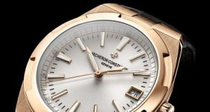 18K Pink Gold Vacheron Constantin Overseas watch replica