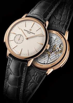 Vacheron Constantin Patrimony Contemporaine watch replica