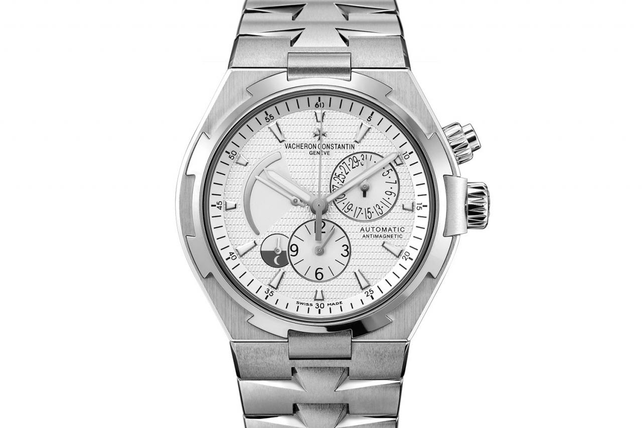 Vacheron Constantin Overseas dual time replica