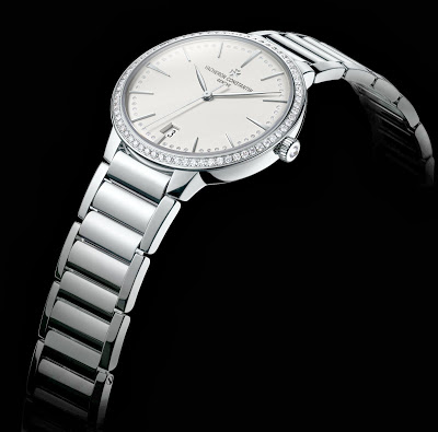 White Gold Vacheron Constantin Patrimony Contemporaine watch replica