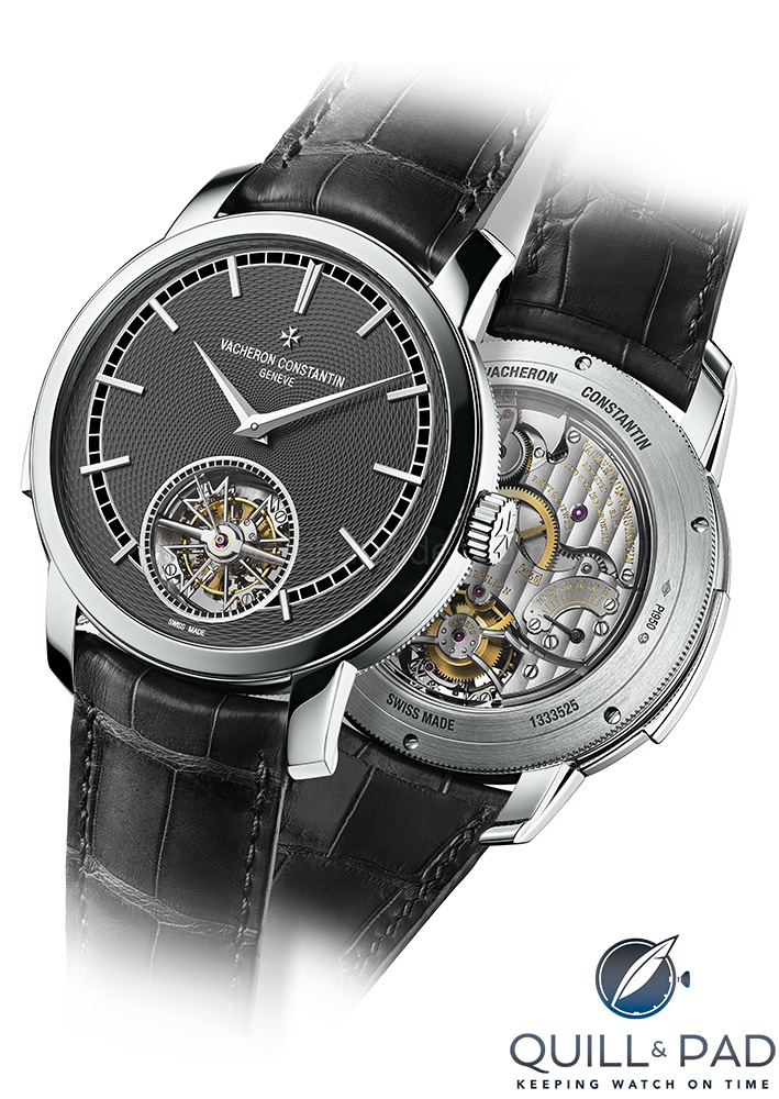 Vacheron Constantin Traditionnelle Minute Repeater Tourbillon replica