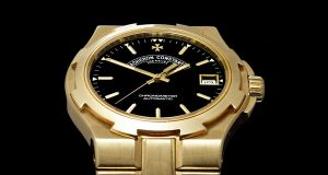 Yellow Gold Vacheron Constantin Overseas