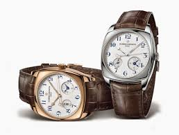 mens and womens Vacheron Constantin Harmony Dual Time replica