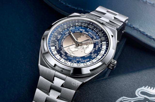 Vacheron Constantin Overseas World Time copy watch