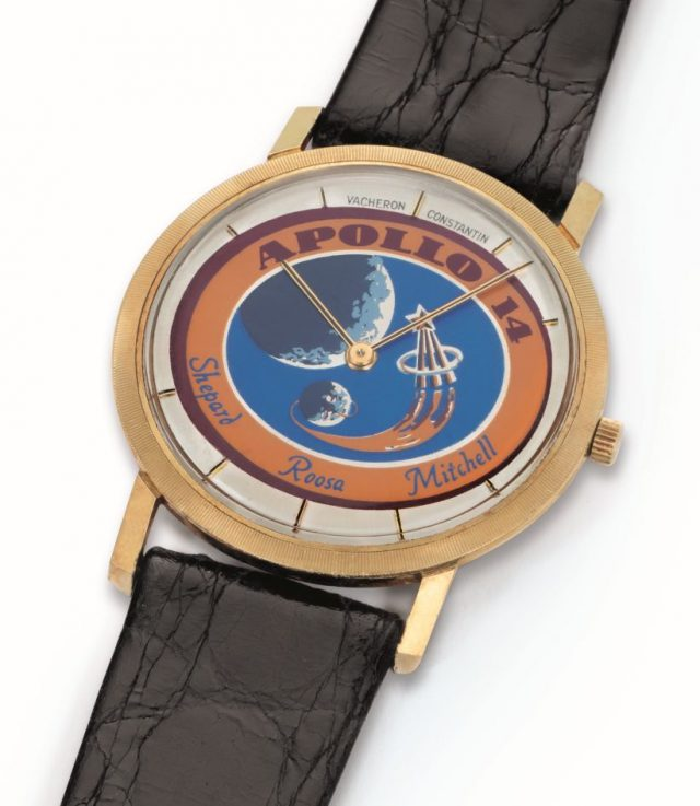 Vacheron Constantin Apollo 14 for Edgar Mitchell replica