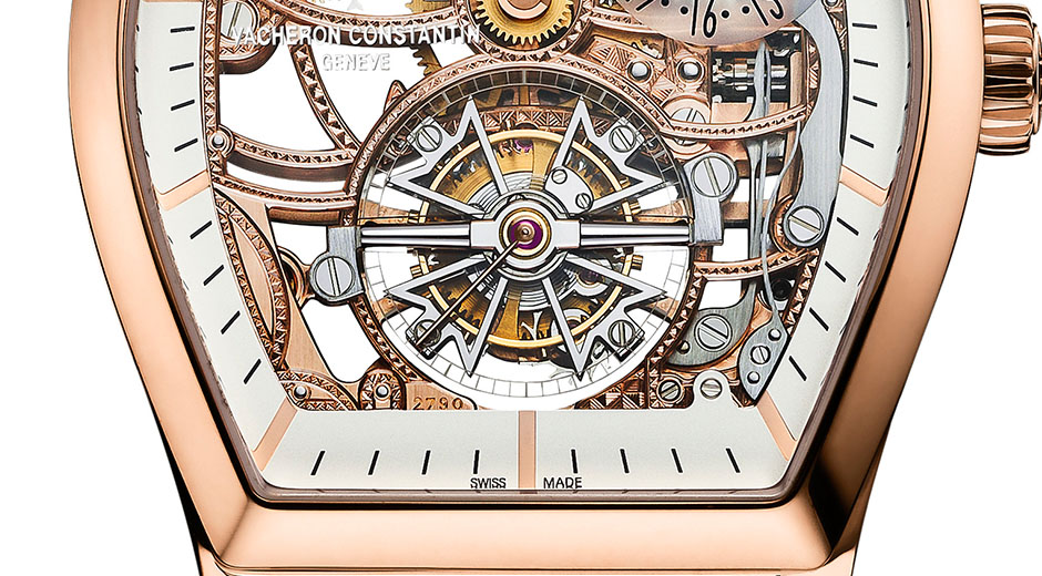 Malte Tourbillon Openworke watch replica