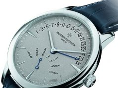 Vacheron Constantin Patrimony Contemporaine Retrograde Day and Date replica