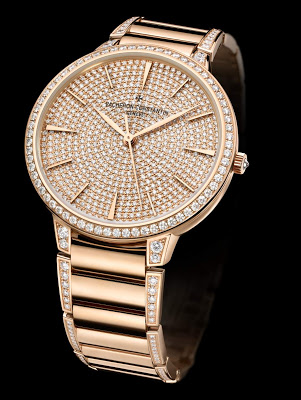 Vacheron Constantin Patrimony Contemporaine Lady copy watch