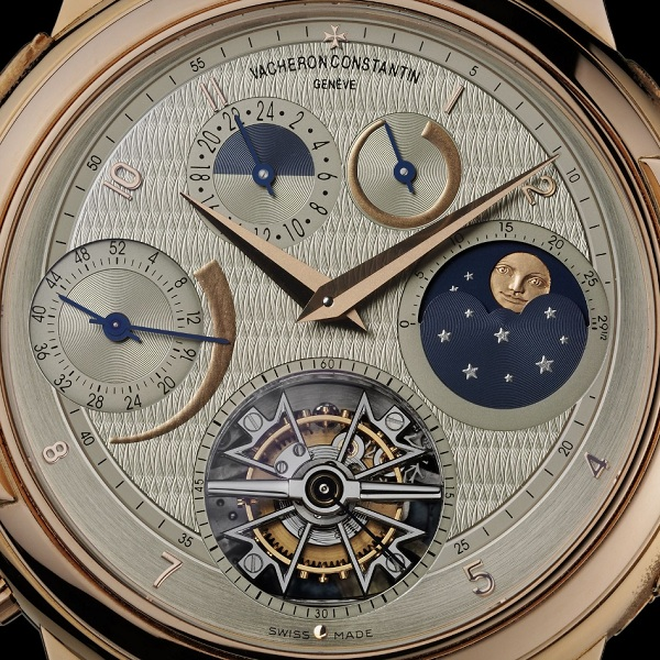 Vacheron Constantin Vladimir Custom replica watch